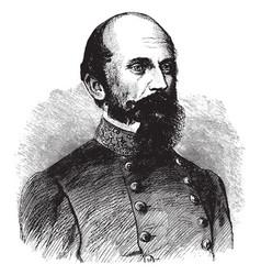 General john h morgan vintage vector