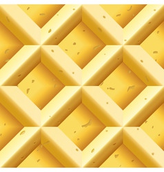 waffles seamless texture vector image