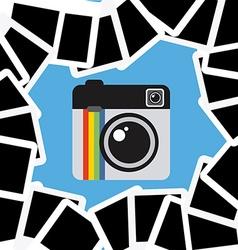 Photography concept vector