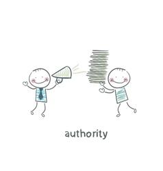 Authoritarianism vector image