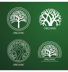 Tree label vector