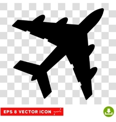 Bomber eps icon vector