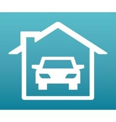 Garage service vector