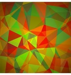 Polygonal Background vector image vector image