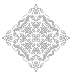 Classic orient pattern vector