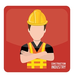 Construction industry vector