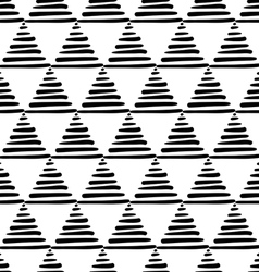 Japanese triangles vector