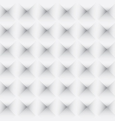 White texture seamless EPS 10 vector image vector image