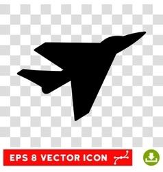 Intercepter Eps Icon vector image