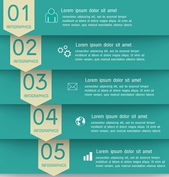 Modern design infographics eps 10 vector