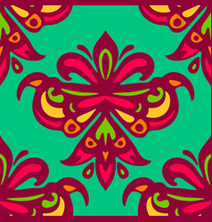 Seamless pattern for tiled surface vector