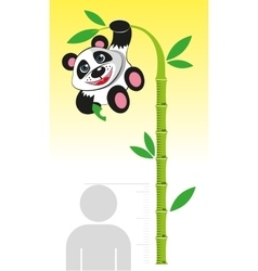 Line growth for children vector