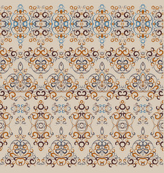 Seamless ethnic patterns vector