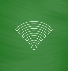 Wireless computer symbol vector