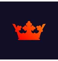 King krown background vector