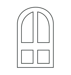 Window icon image vector