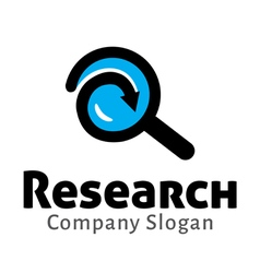 Research design vector