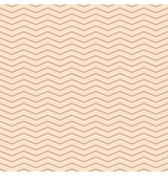 Chevron zigzag cream and beige seamless pattern vector