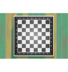 Checker background vector