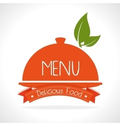Restaurant and gastronomy vector