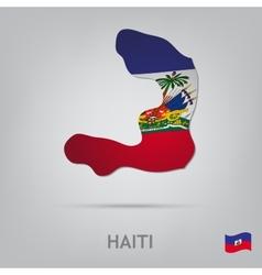Country haiti vector