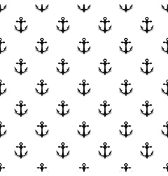 Anchor pattern simple style vector