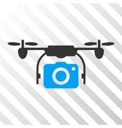 Camera drone eps icon vector