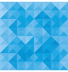 Blue triangle background2 vector