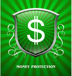 Protection money vector