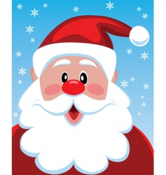Santa illustration vector