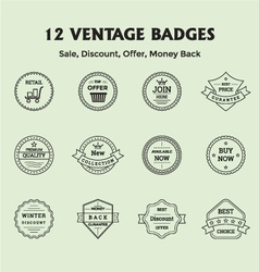 Sale-discount-offer-money-back vector