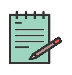 Write notes vector