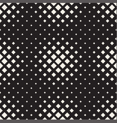 Repeating rectangle shape halftone modern lattice vector