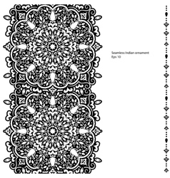 Tribal ethnic mexican african ornament vector