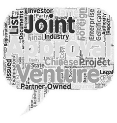 China company start up checklist part i text vector