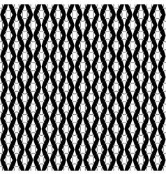 Rhombus seamless pattern vector image