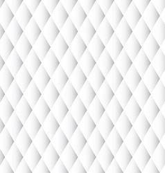 Modern white background seamless patterns vector