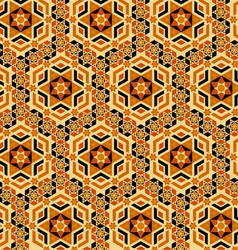 italian floor pattern vector image vector image