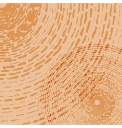 Grunge Rings Texture vector image