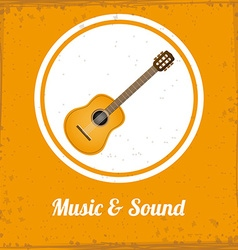 Music and sound design vector