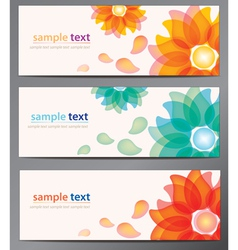 Cards set vector