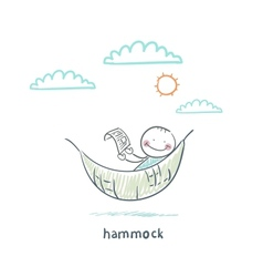 Hammock vector