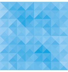 Blue triangle background4 vector