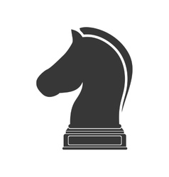 Chess icon game design graphic vector