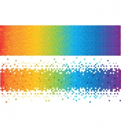 Spectrum abstract background vector