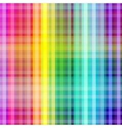 multicolored geometric background vector image