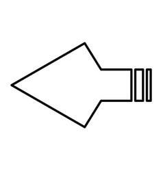 arrowheads vector image vector image