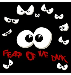 Fear of the dark vector