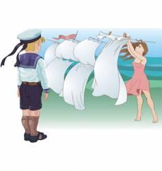 Sails vector
