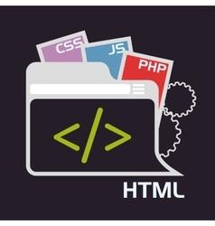 Web site design vector
